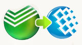 sbrf and webmoney
