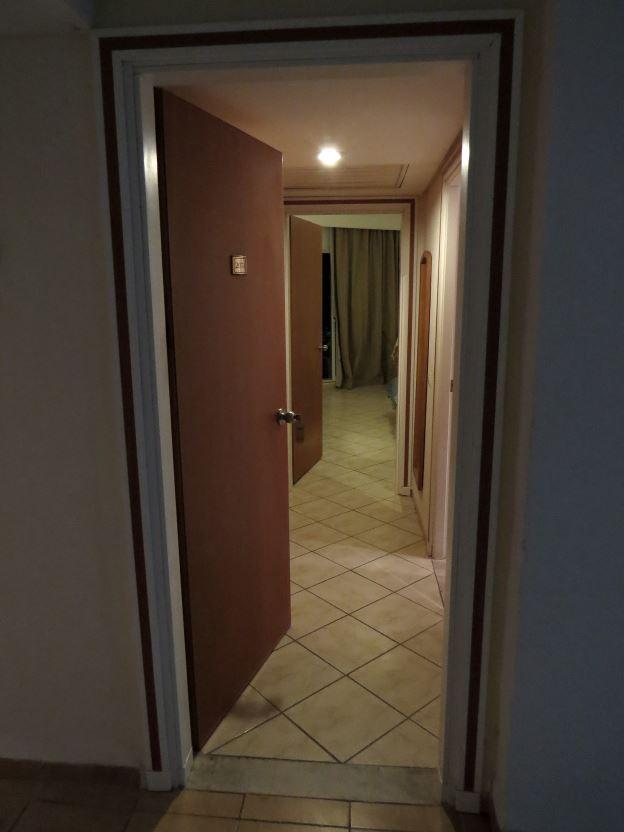 Один из номеров отеля