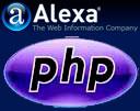 php: получение значения alexa и dmoz