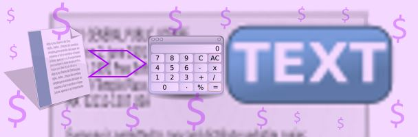 Калькулятор оплаты за тексты