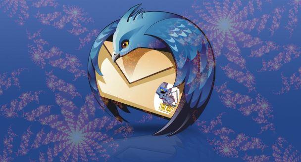 Thunderbird: перенос почты