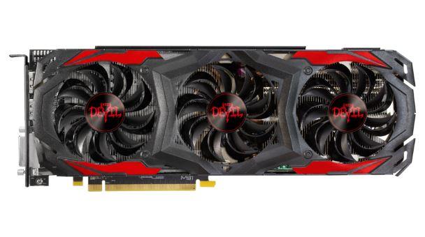 POWERCOLOR AXRX 480 8GBD5-3DH/OC