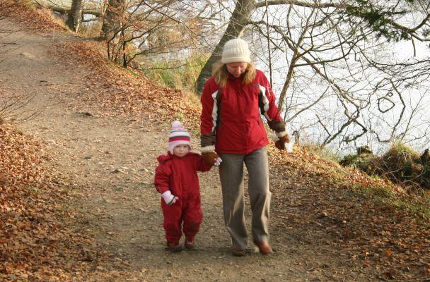 Уделите время для прогулок и саморазвития