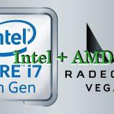 Процессоры Intel со встройнной графикой от AMD