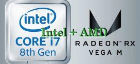 Процессоры Intel с графикой от AMD