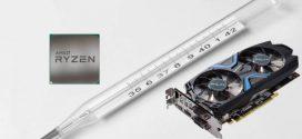 Как можно узнать температуру процессора и видеокарты