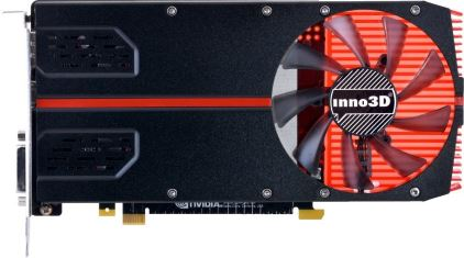 Inno3D GeForce GTX 1050 Ti (1-Slot Edition)