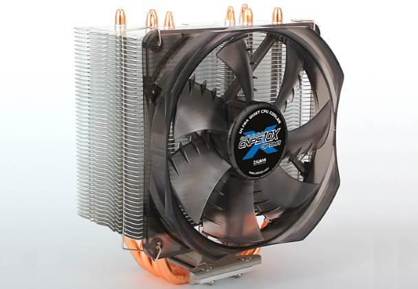 Кулер башенного типа для охлаждения процессора