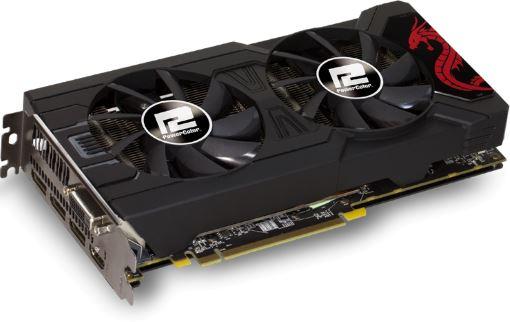 PowerColor Radeon RX 570 Red Dragon V2