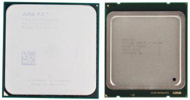 AMD FX-8350 и Intel Core i7-3970X