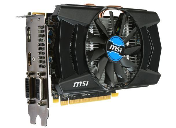 MSI V305 R7 265 2GD5 OC